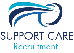 Support Care Recruitment Logo