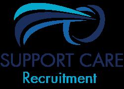 Support Care Recruitment Logo